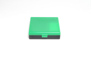 Berrys Box 10mm/45 Acp Snap Hinged 100 Rounds Zombie Green/Black