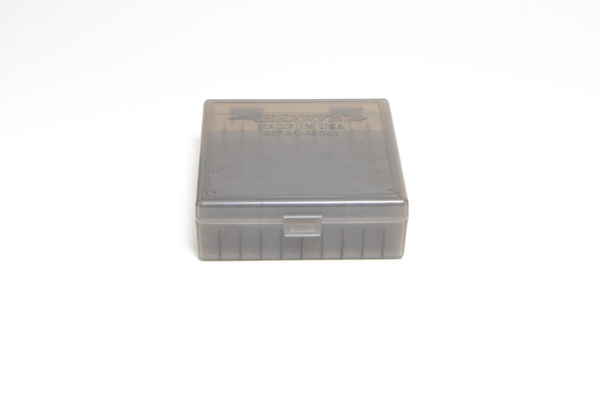 Berrys Box 44 Spl/Mag Snap Hinged 100 Rounds Smoke