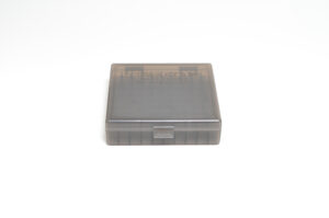 Berrys Box 10mm/45 Acp Snap Hinged 100 Rounds Smoke