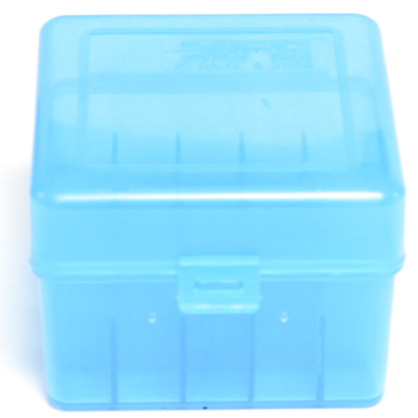 Berrys Box 20 Ga 3 Hinged Top 25 Rounds Blue