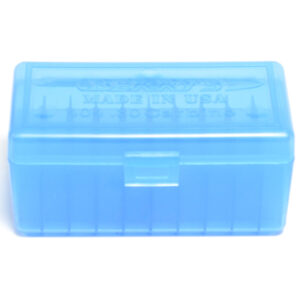 Berrys Box 22 Hornet 30 M1 Hinged Top Blue
