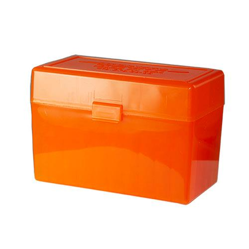 Berrys Box 270/30-06 Hinged Top 50 Rounds #410 (Hunter Orange)