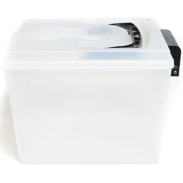 Berrys Range Box 11X8.5X9.25 Clear