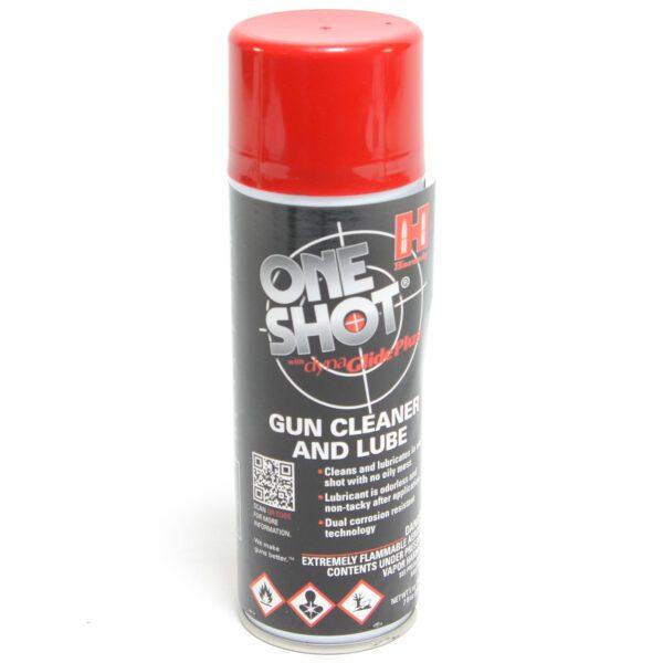 Hornady One Shot Aerosol Spray Gun Cleaner 5 Oz