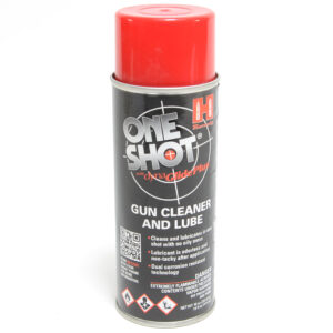 Hornady One Shot Aerosol Spray Gun Cleaner 10 Oz