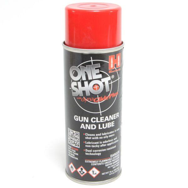 Hornady One Shot Aerosol Spray Gun Cleaner 10 Oz