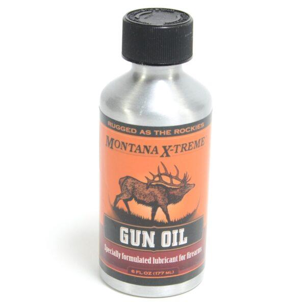 Montana X-Treme Gun Oil 6 Oz