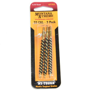 Montana X-Treme Bore Brush 22 Rifle 3 Pk