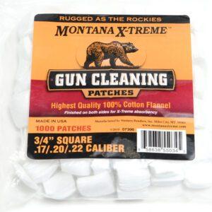 Montana X-Treme 3/4 .17 - .22 (1000)