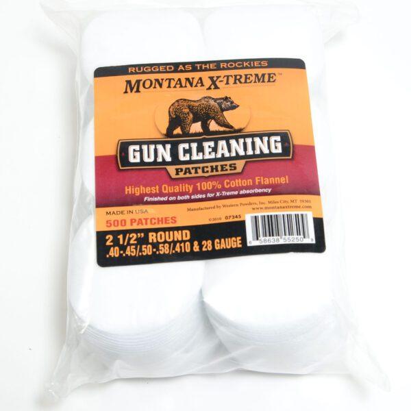 Montana X-Treme 2 1/2 .40 - .58 (500)