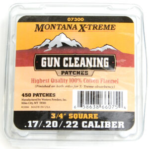 Montana X-Treme 3/4 .17 - .22 (450)
