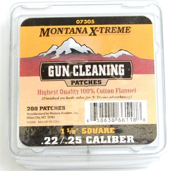 Montana X-Treme 1 1/8 .22 - .25 (200)