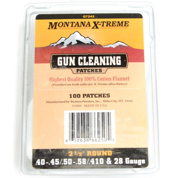 Montana X-Treme 2 1/2 .40 - .58 (100)