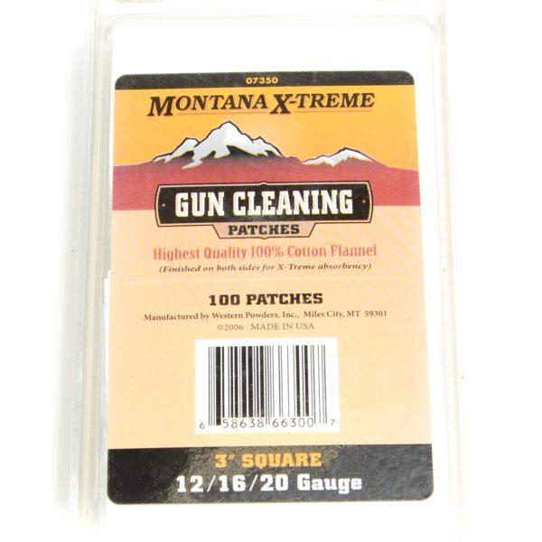 Montana X-Treme 3 12/16/20 Ga (100)