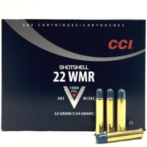 CCI 22 WMR 52 Gr #12 Shotshell (20)
