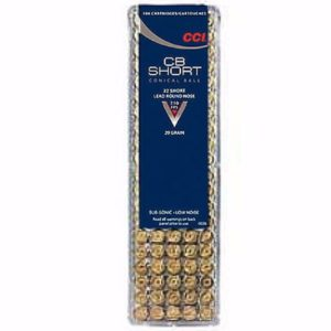 CCI CB 22 Short 29 Gr Low Noise LRN (100)