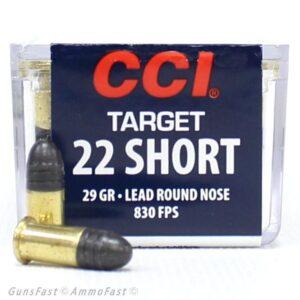 CCI 22 Short 29 Gr LRN Target (100)