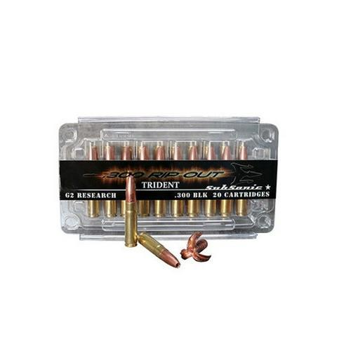 G2 Research 300 AAC Blackout 200 Gr RIPOUT SubSonic (20)