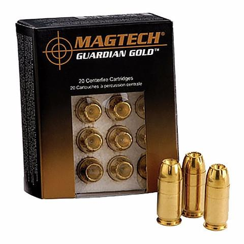 Magtech 357 Magnum 125 Gr Guardian Gold JHP (20)
