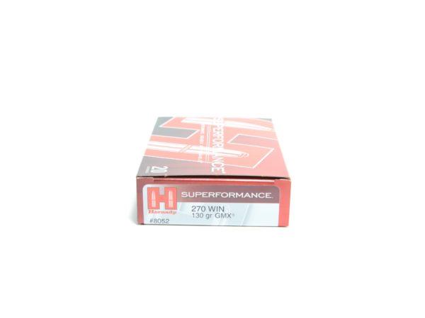 Hornady 270 Win 130 Grain GMX (MonoFlex) Superformance (20)