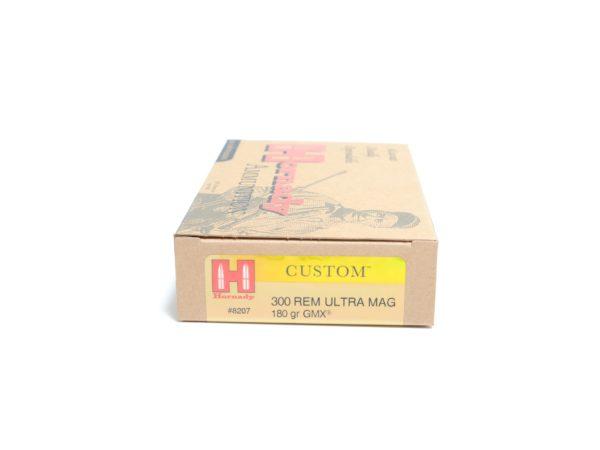 Hornady 300 Rem Ultra Magnum 180 Grain GMX (MonoFlex) (20)