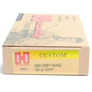 Hornady 300 Wby Magnum 180 Grain GMX (MonoFlex) (20)