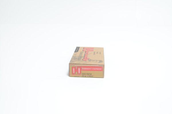 Hornady 223 Rem 55 Grain V-MAX (20)