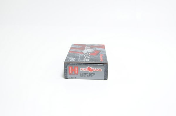 Hornady 6.8mm Soft Point 100 Grain GMX (MonoFlex) Full Boar (20)