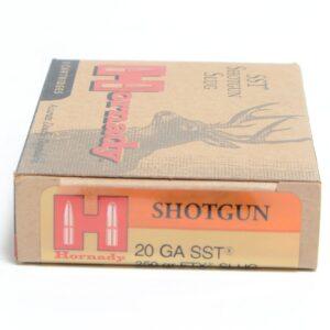 Hornady 20 Ga Slug 250 Grain FTX (Flex Tip) (5)