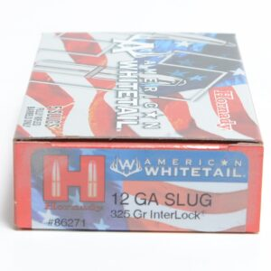 Hornady 12 Ga Slug 325 Grain Interlock American Whitetail (5)
