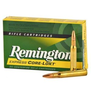 Remington 30-06 150 Gr Core-Lokt PSP (20)