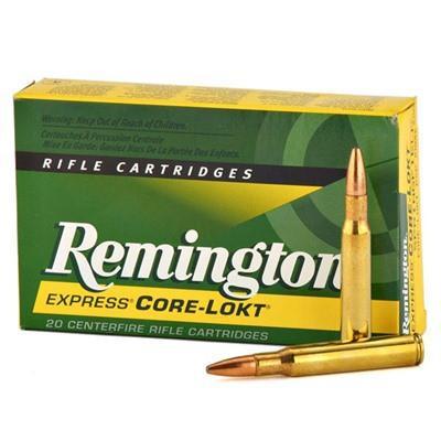 Remington 30-06 150 Gr Core-Lokt PSP (20)