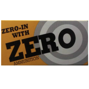 Zero Reload 357 110 Grain Jacketed Hollow Point (50)