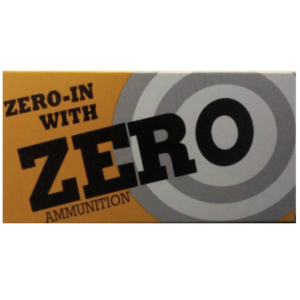 Zero Reload 357 125 Grain Jacketed Soft Point (50)