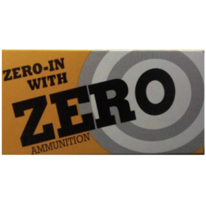 Zero Reload 38 Special 125 Grain Jacketed Hollow Point+P (50)
