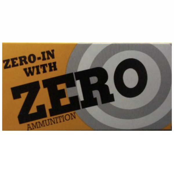 Zero Reload 38 Special 158 Grain Jacketed Soft Point+P (50