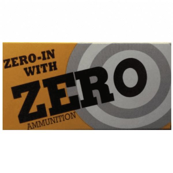Zero Reload 38 Special 158 Grain Total Metal Flat Point(50)