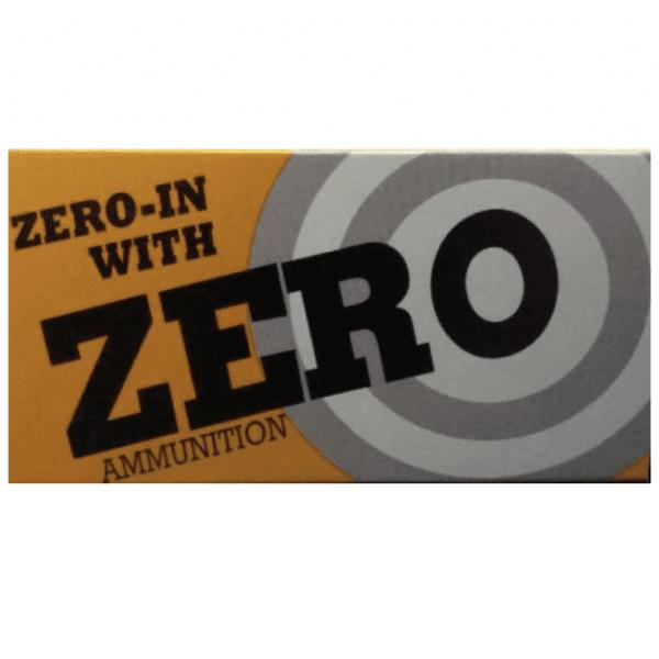 Zero Reload 38 Special 158 Grain Semi-Wadcutter High Velocity (50