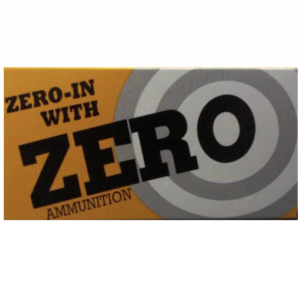 Zero Reload 38 Special 158 Grain Semi-Wadcutterhp+P (50)