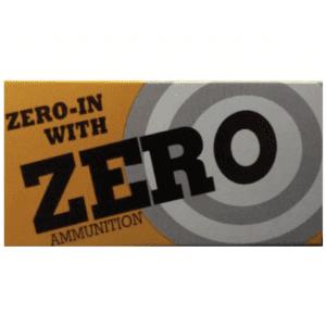 Zero Reload 38 Special 158 Grain Semi-Wadcutter+P (50