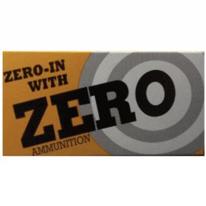 Zero Reload 38 Special 158 Grain Round Nose+P (50)