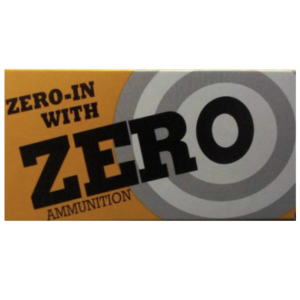 Zero Reload 9mm 115 Grain Jacketed Soft Point (50)