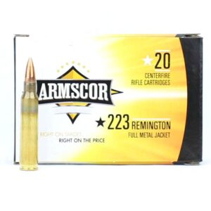 Armscor USA 223 Rem 55 Gr FMJ (20)