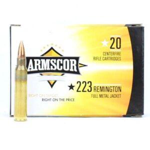 Armscor 223 Rem 55 Gr V-MAX (20)