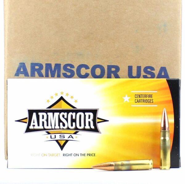 Armscor USA 300 AAC BLK Blackout 147 Grain FMJ (20)