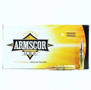 Armscor 300 AAC BLACKOUT 208 Gr A-MAX (20)