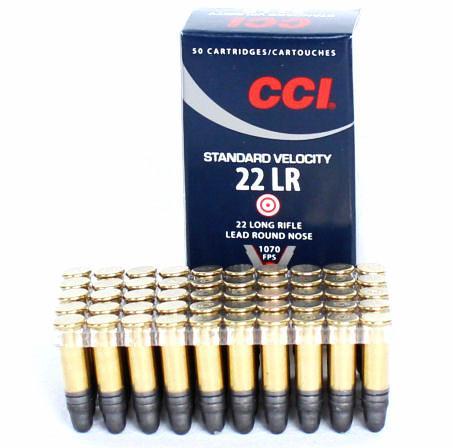 CCI 22 LR 40 Gr Target SV LRN (50)