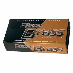 CCI Blazer Brass 357 Mag JHP 158 Gr (50)