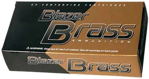 CCI Blazer Brass 40 S&W 180 Gr FMJ-FN (50)