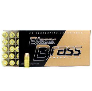 CCI Blazer Brass 45 Auto 230 Grain FMJ (50)